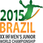 Men's Junior World Championship, BRA 2015