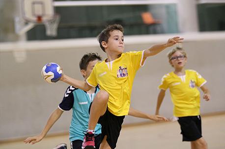 Handball at school | IHF