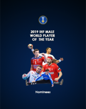 2019 IHF Male Players of the Year – Nominees