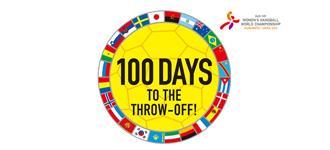 100 days until Japan 2019