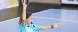Referee couples for 24th IHF Women's World Championship 2019