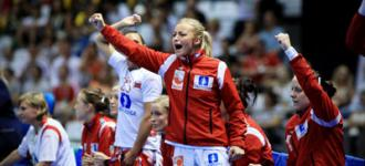 Heja Norge: Norway World Champion 2011!