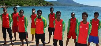 Squad change: Saint Kitts and Nevis bring in Jalen Archibald
