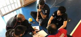 First IHF National Team Coaches Course in Asia