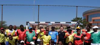 Olympic Solidarity Courses in Botswana, Chad and Lebanon