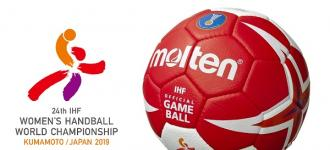 Molten unveil X5000 Japan – the official match ball of the 2019 IHF Wo…