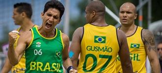 Brazil aim to continue regional dominance at 1st SCA Beach Handball Championship