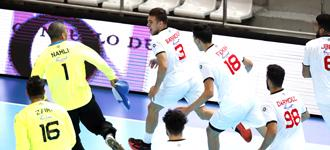 Tunisia pip Norway to second-best ranking
