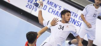 Egypt down Chinese Taipei for second victory