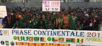 Nigeria and Senegal women through to 2019/20 IHF Women's Trophy Intercontinental Phase