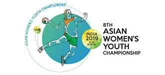 Asian Youth Women ready for throw-off in India