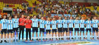 Argentina captain Iglesias: 'We motivate each other'