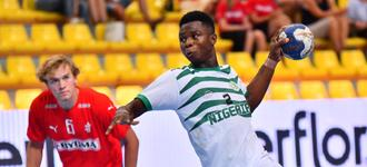 Denmark win again, but Nigeria's 15-year-old right back is the star