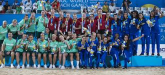 Qatar 2019 – Day 6: Women's Review (Finals)