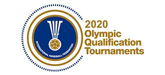 2020 Men's Olympic Qualification Tournaments awarded