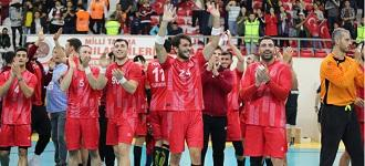 Turkey through to next Egypt 2021 European qualification phase