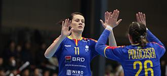 Romania battle through to victory over Kazakhstan