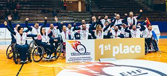 Croatia clinch first European Wheelchair Nations' Tournament gold