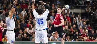 Three teams reach final EHF EURO 2022 qualification stage