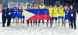 Franquelli: South East Asian Games has already inspired beach handball in region