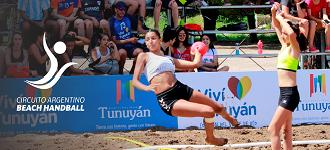 'Circuito de Argentino Beach Handball' pushing boundaries of sport after Youth Olympic Games