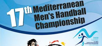 Mediterranean men's championship ready in Greece