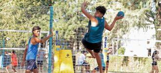 Argentina youth ready to establish themselves on the global beach handball stage