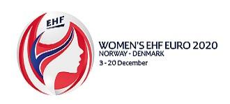 Women's EHF EURO 2020 playing groups set