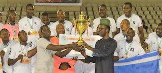Nigerian leagues go from strength-to-strength