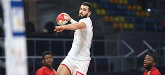 Tunisia through to President's Cup final