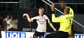Portugal fail to score in final seconds as Norway take two points