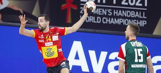 Spain take care of short-handed Hungary to win Group I