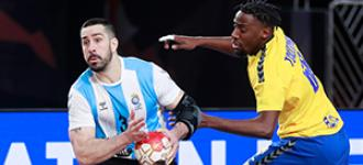 Group D: Strong second half secures Argentina's win