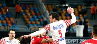 Croatia prove too strong for Bahrain
