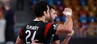 Egypt through to main round after win over North Macedonia