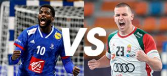 Quarter-finals: Can flawless France stop Hungarian history?