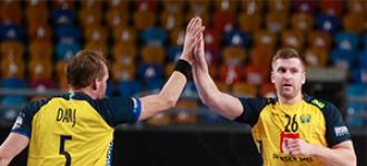 Group IV: Sweden look to continue winning run
