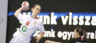 Serbia earn consolation win