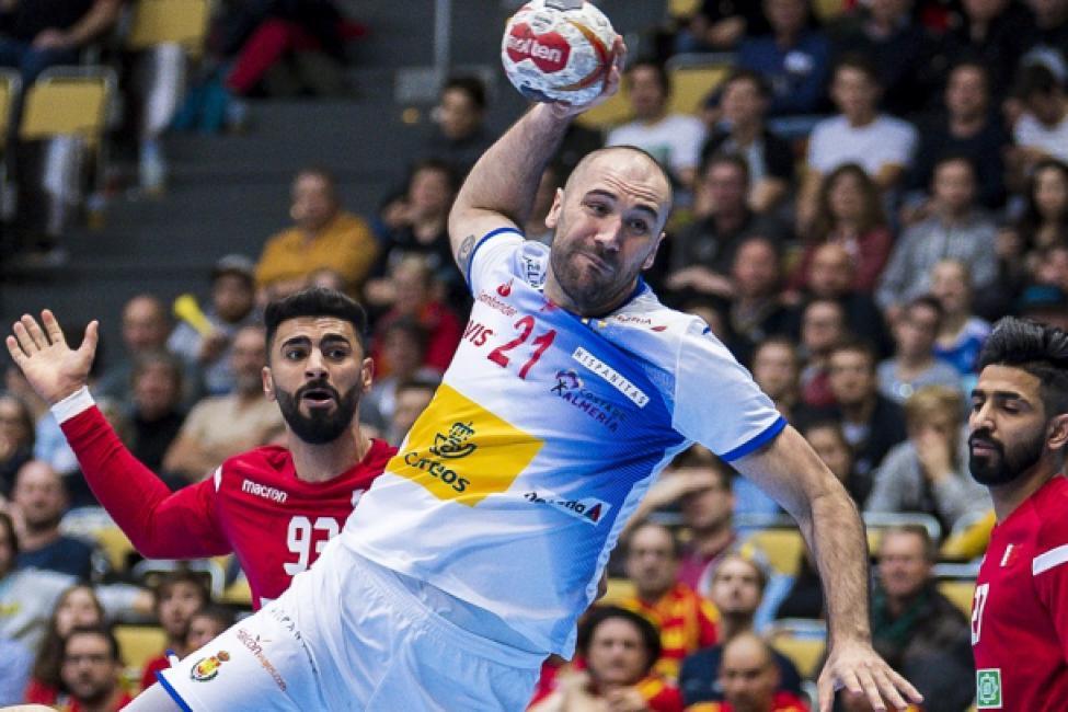 Bahrain vs Spain