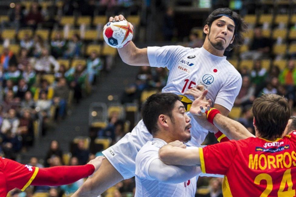 Spain vs Japan