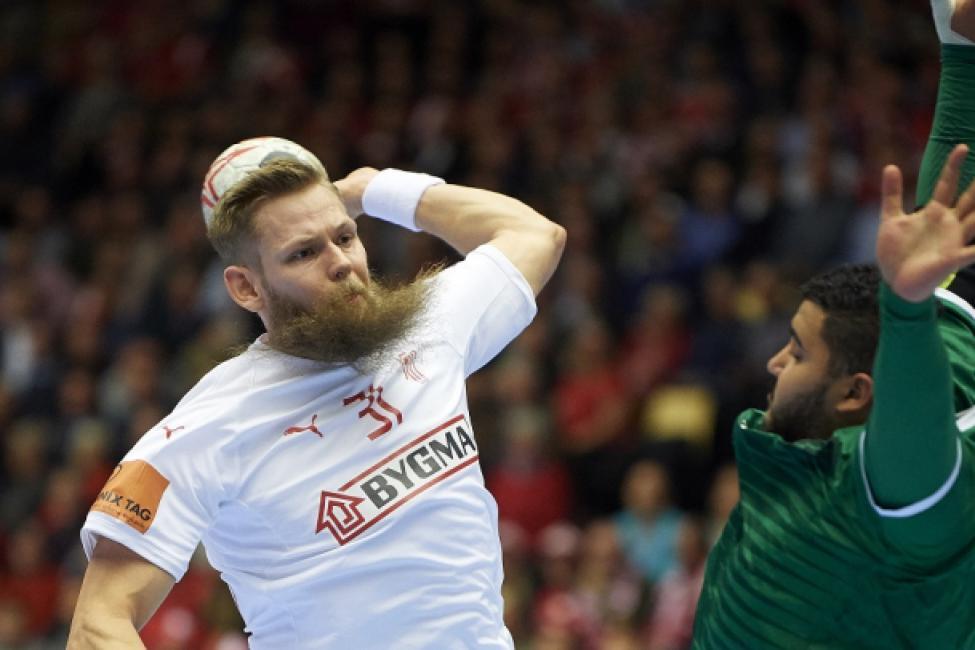 Denmark vs Saudi Arabia