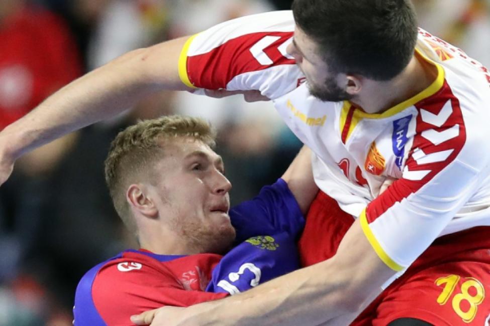 Russia vs FYR Macedonia