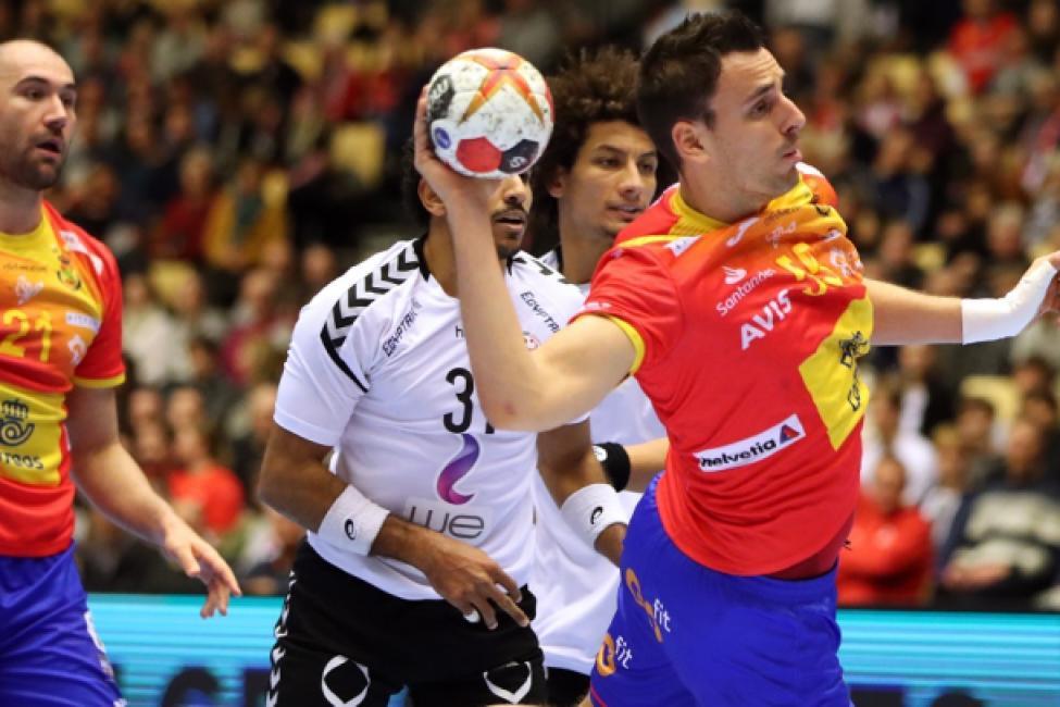 Spain vs Egypt