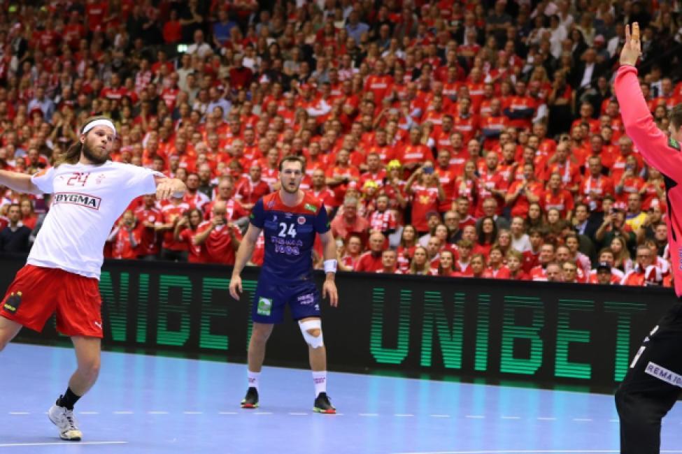 Denmark vs Norway
