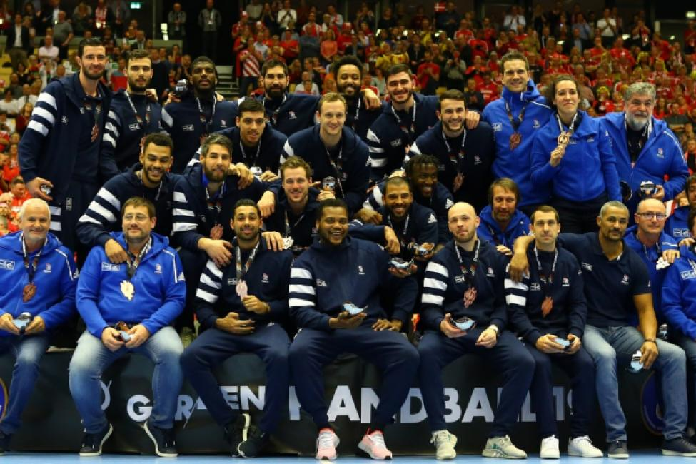 2019 World Championship bronze medallists France