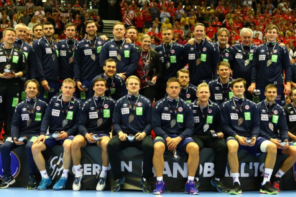 2019 World Championship runners-up Norway