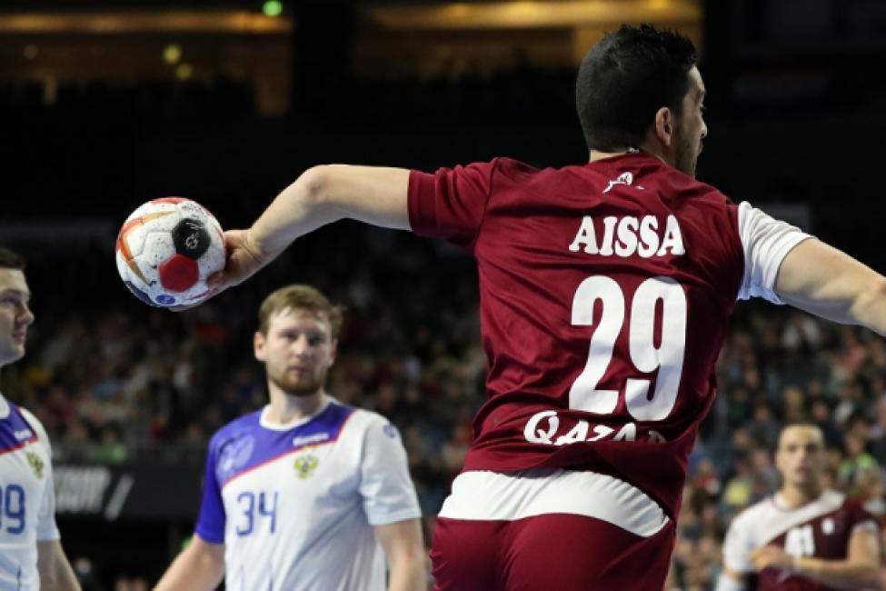 Russia vs Qatar