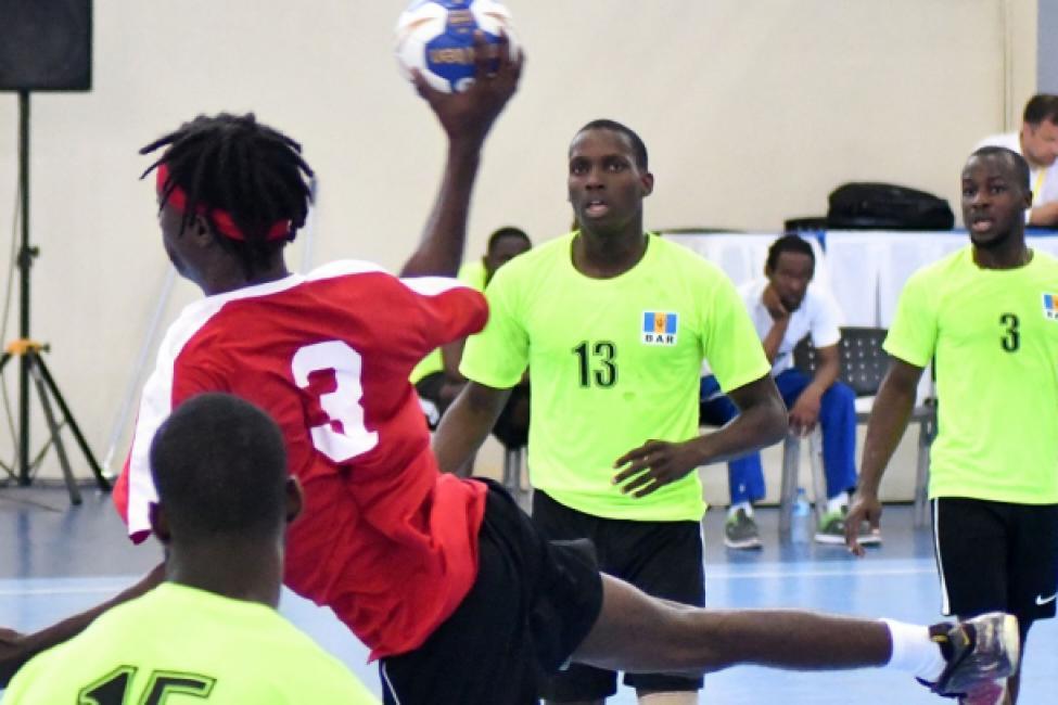 Saint Kitts and Nevis vs Barbados