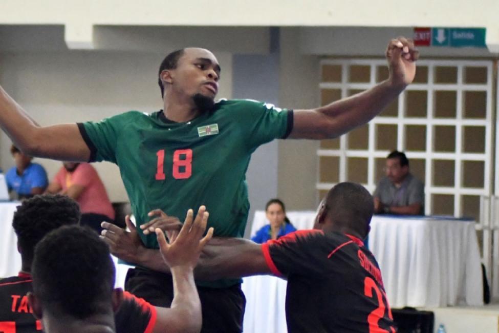 Dominica vs Trinidad and Tobago