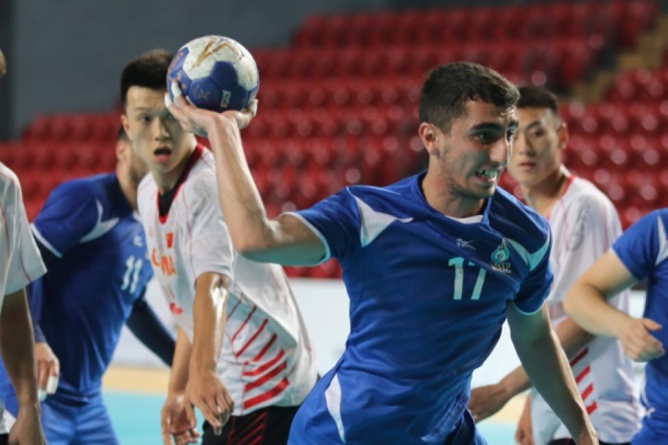 PR of China vs Azerbaijan